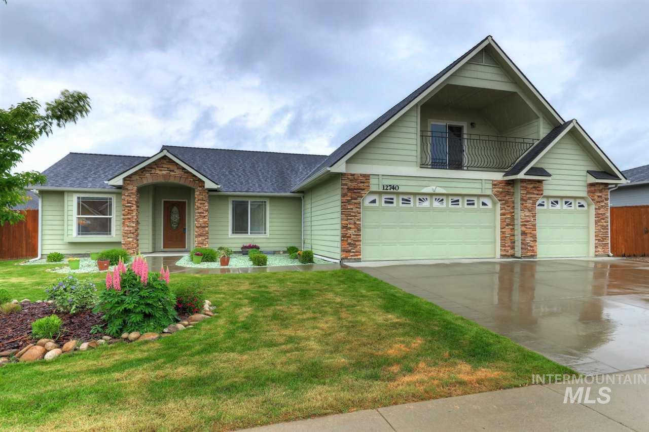12740 W Murchison St., Boise, ID 83709-5589 now has a new price of $379,500!
