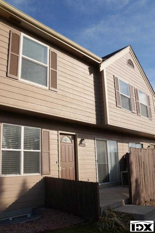 4223 Hunting Meadows Circle, Colorado Springs, CO 80916 now has a new price of $199,900!