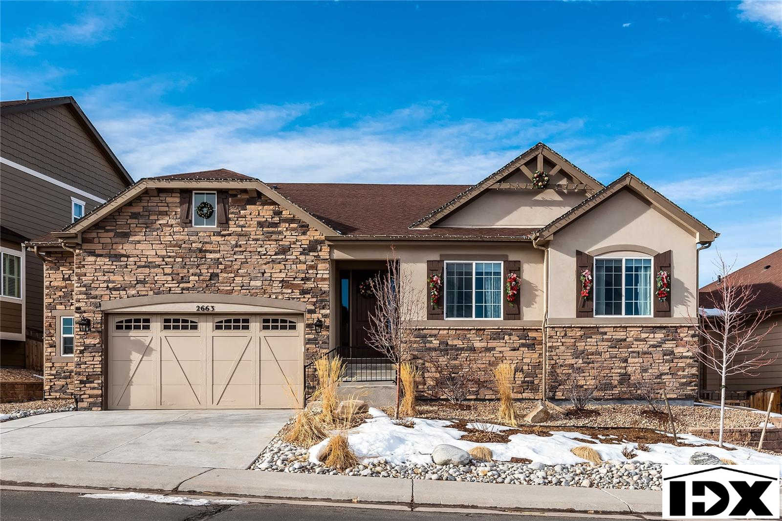 2663 Black Canyon Way, Castle Rock, CO 80109 is now new to the market!