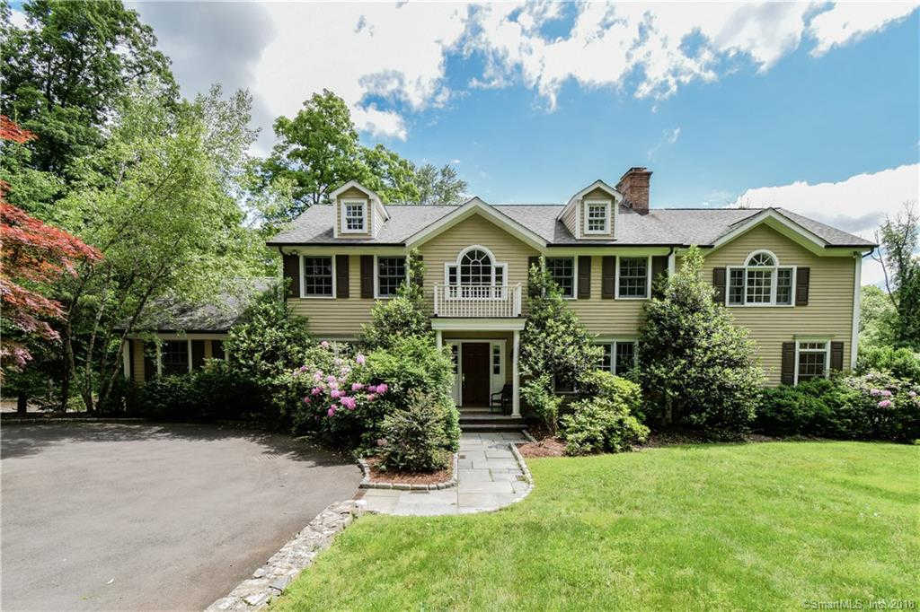 1379  Smith Ridge  Road New Canaan, CT 06840 now has a new price of $1,295,000