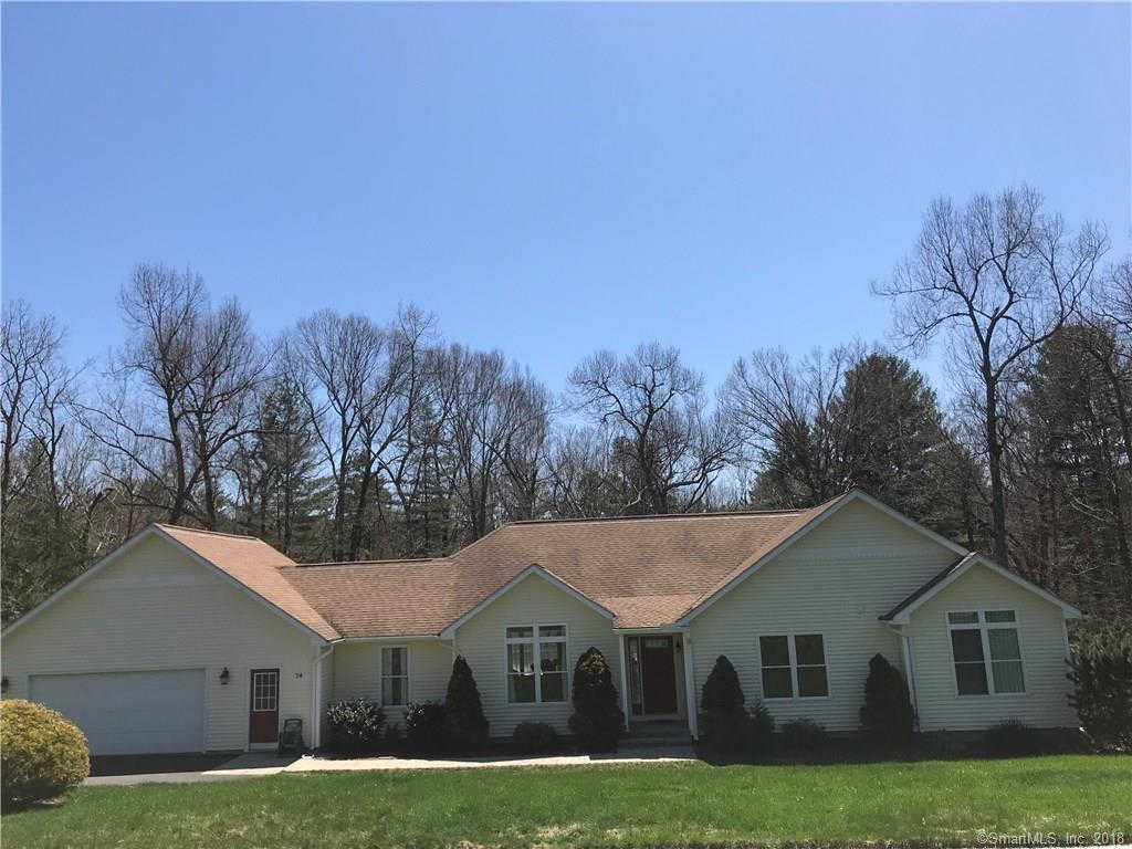 Another Property Sold - 74  Jacqueline  Drive Manchester, CT