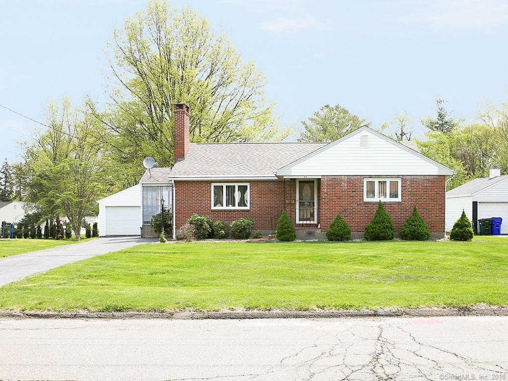 Another Property Sold - 40  Valley Crest  Drive Wethersfield, CT