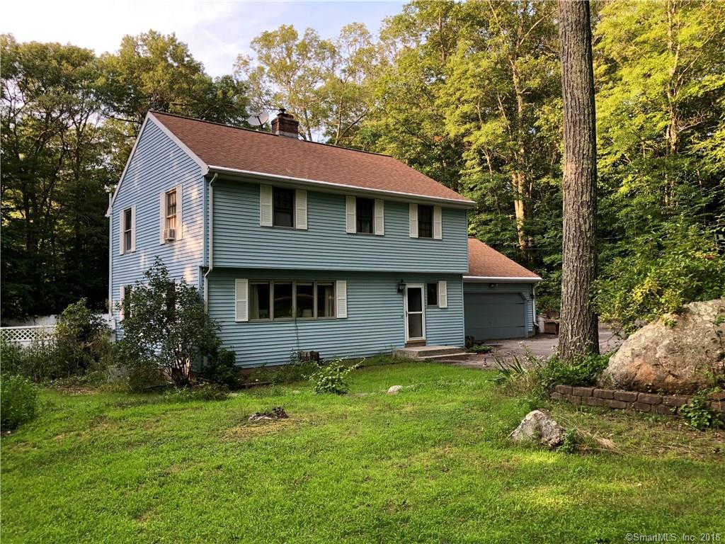 Another Property Sold - 185  Shoddy Mill  Road Andover, CT