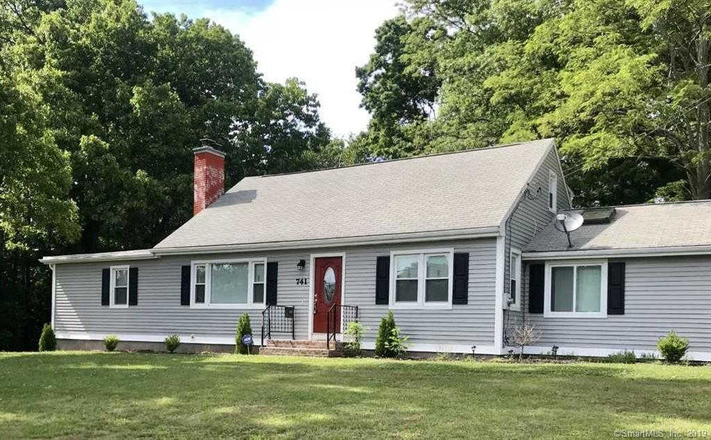 Another Property Sold - 741 Middle Turnpike East, Manchester, CT 06040
