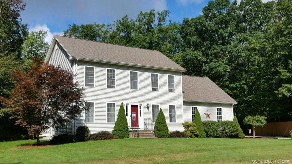 Another Property Sold - 879  Pudding Hill  Road Hampton, CT