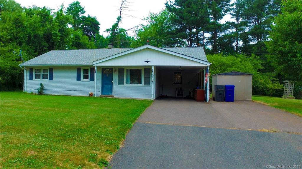 Another Property Sold - 76  Prospect Hill  Drive East Windsor, CT