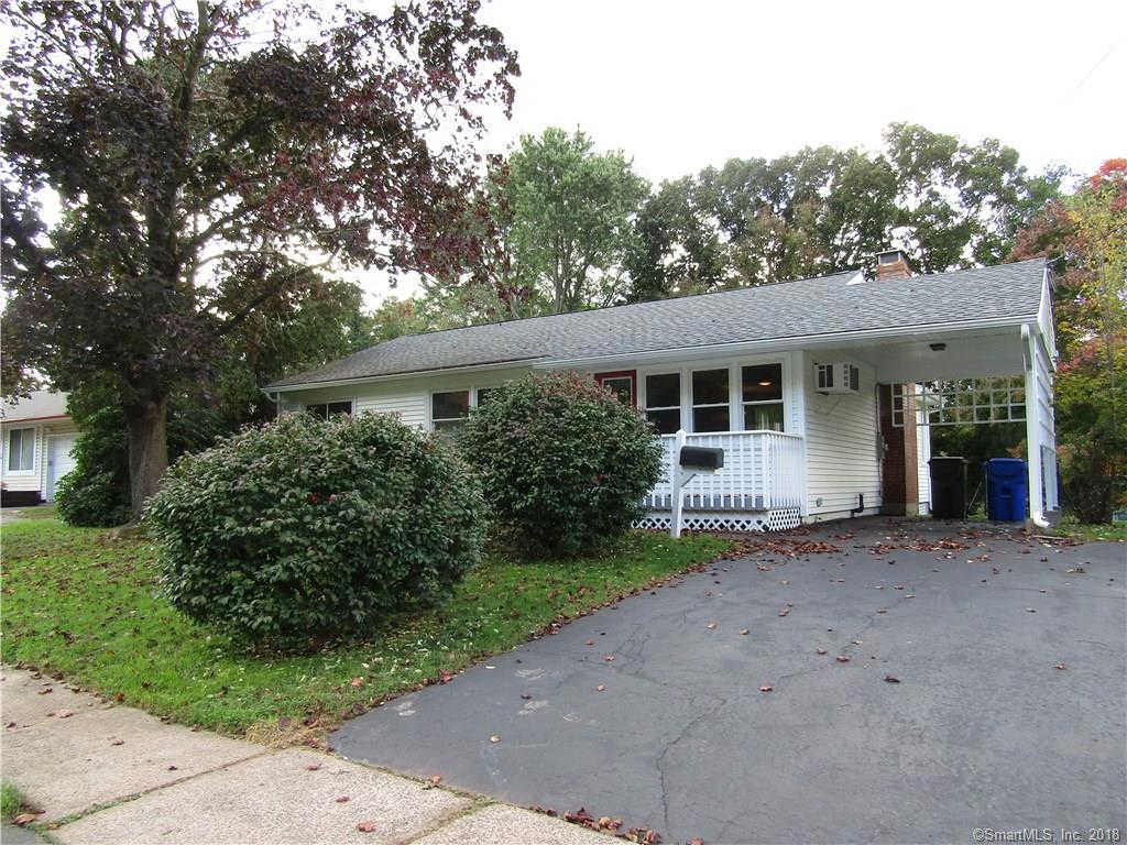 107  Heron  Road East Hartford, CT 06118 is now new to the market!