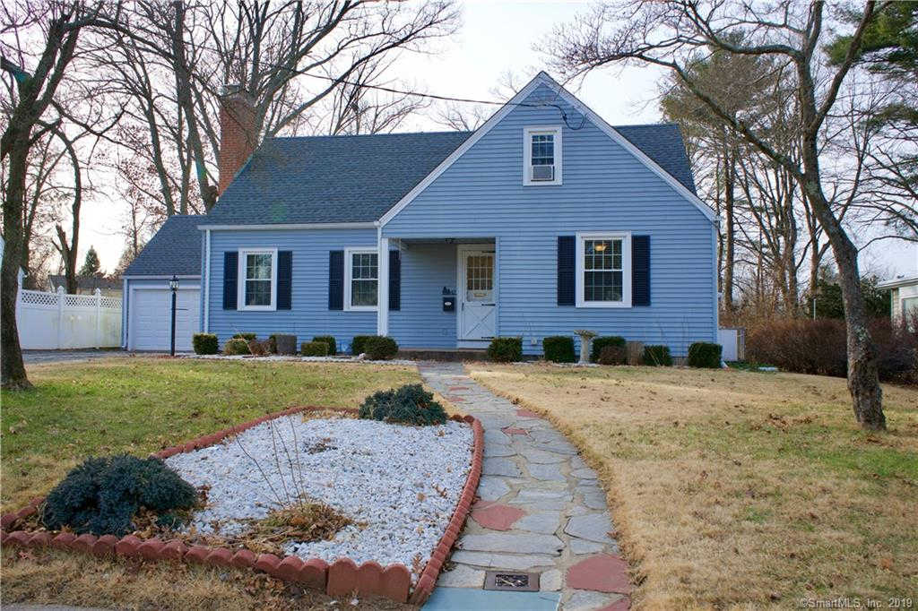 67  Birchwood  Road East Hartford, CT 06118 is now new to the market!