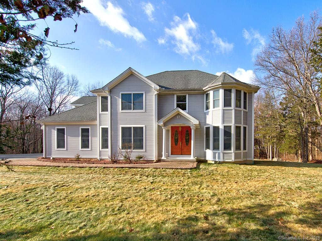 51  Cedar Spring  Road Burlington, CT 06013 now has a new price of $510,000!