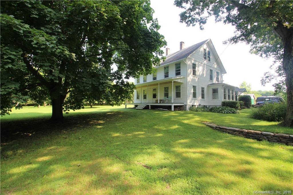 335  Lebanon  Road Franklin, CT 06254 is now new to the market!