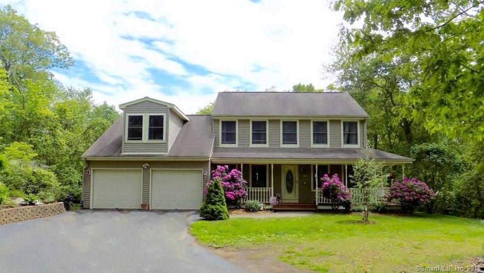 Another Property Sold - 79 Sashel Lane, Colchester, CT 06415