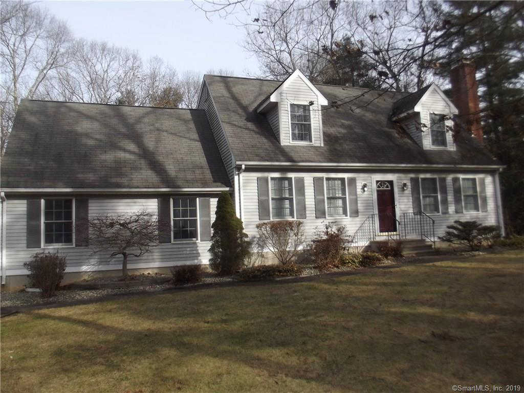 Another Property Sold - 56 Pine Knoll Road, Coventry, CT 06238