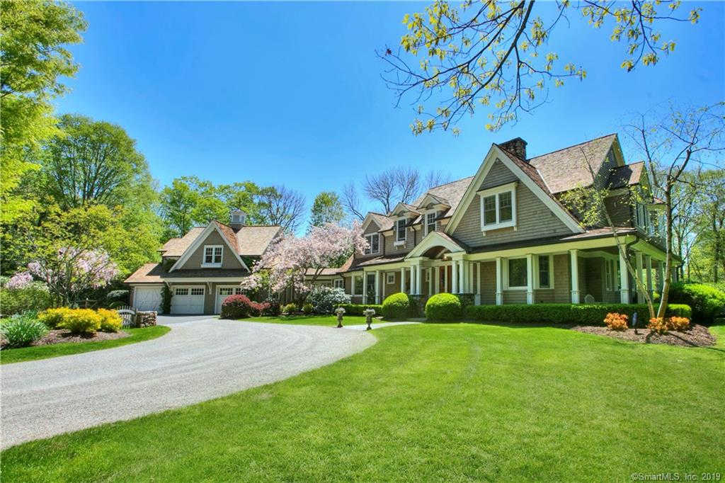 4 Wells Hill Road, Weston, CT 06883 now has a new price of $2,499,000!