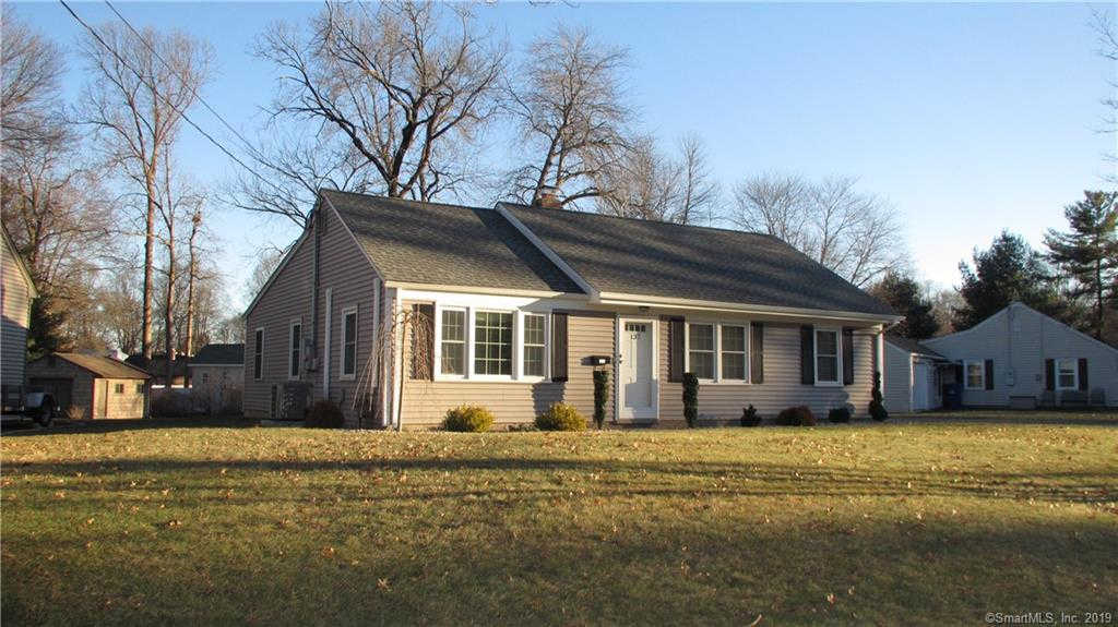 Another Property Sold - 137 Indian Hill Road, Newington, CT 06111