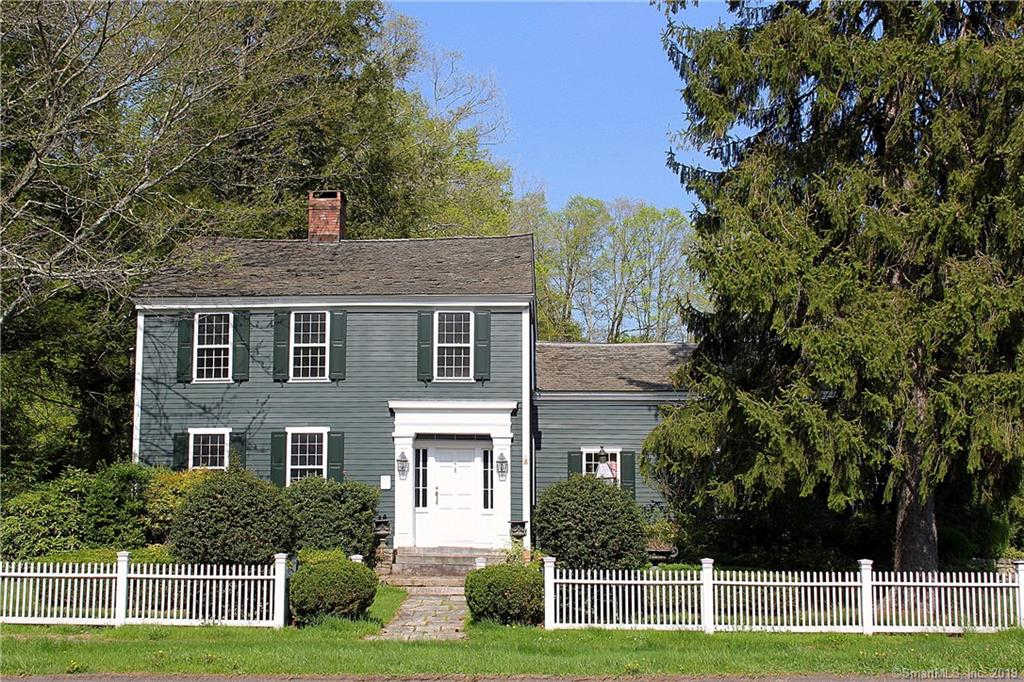 495 Main Street South, Woodbury, CT 06798 now has a new price of $769,900!