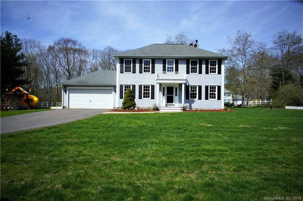 28  Old Coventry  Road Andover, CT 06232 now has a new price of $319,900!