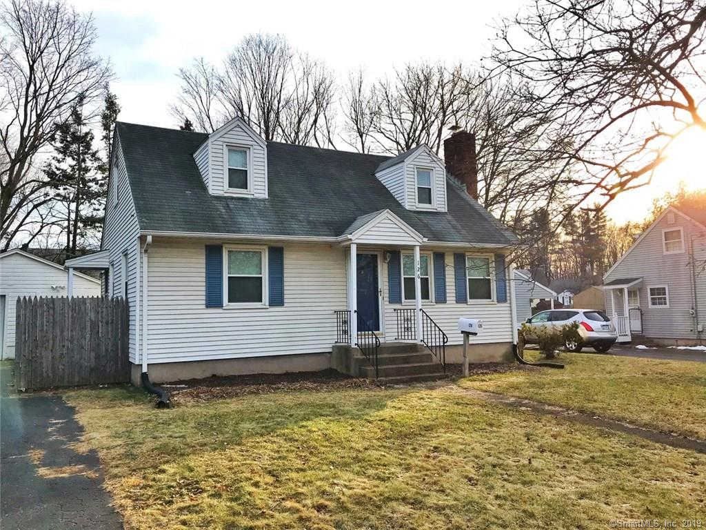 Another Property Sold - 126 Lydall Street, Manchester, CT 06042