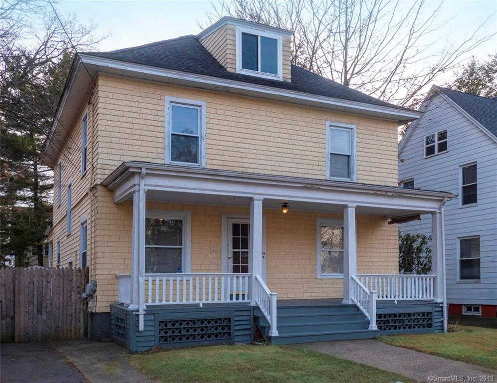 58  Stanley  Street New Haven, CT 06511 is now new to the market!