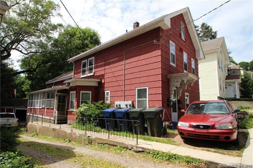 20 Chestnut Street, Windham, CT 06226 now has a new price of $154,900!