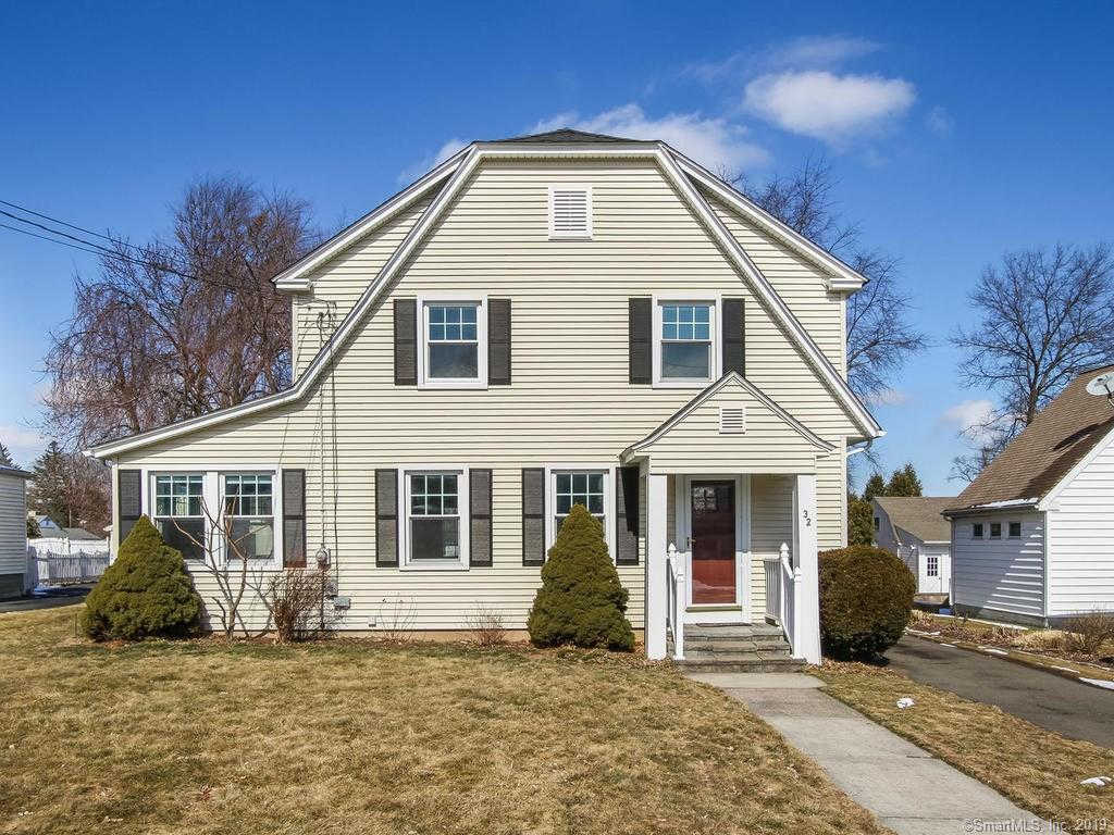 Another Property Sold - 32 Somerset Street, Wethersfield, CT 06109