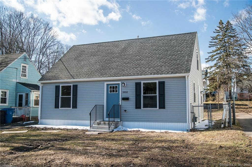 Another Property Sold - 1852 Corbin Avenue, New Britain, CT 06053