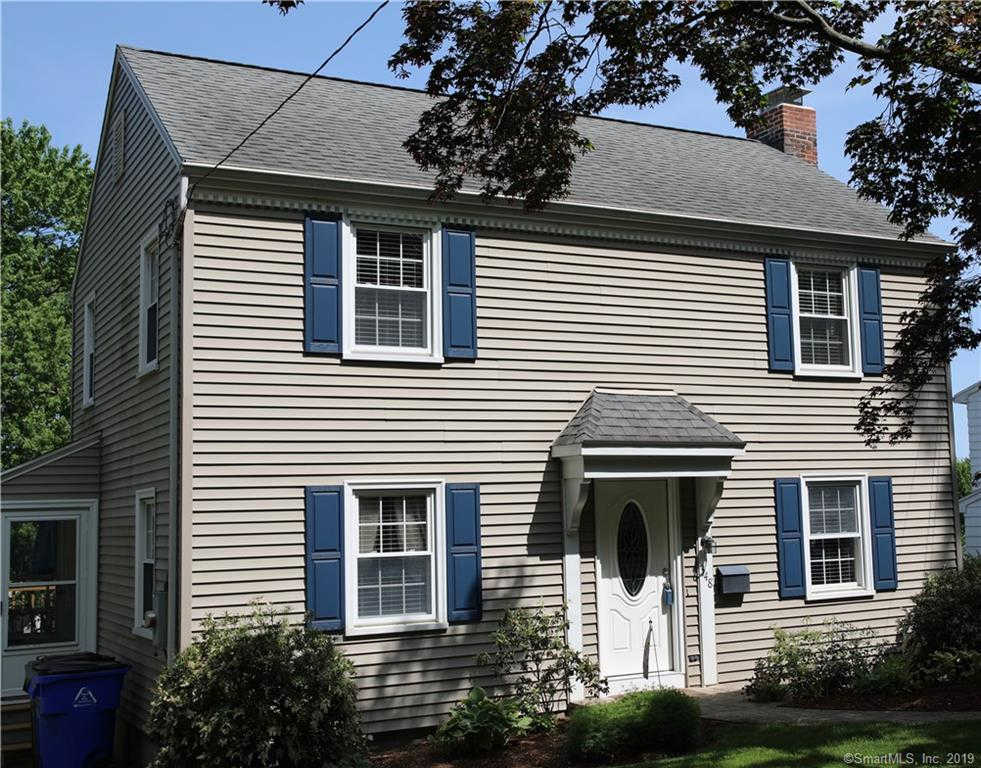 348 Ridgewood Road, West Hartford, CT 06107 now has a new price of $235,000!