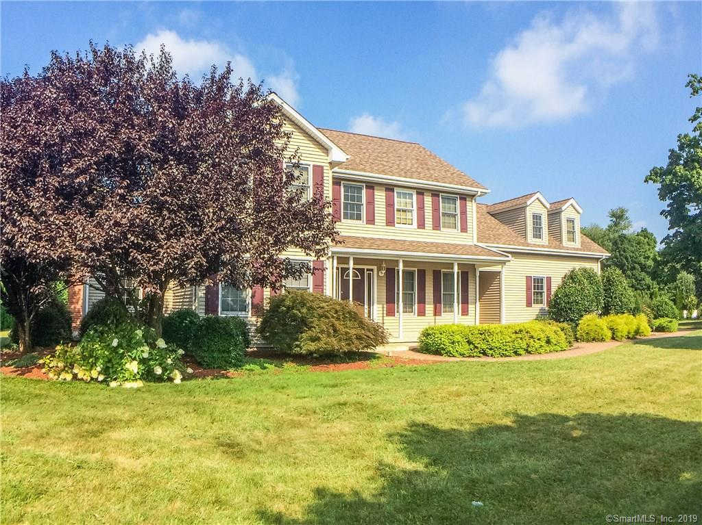 25  French  Lane South Windsor, CT 06074 is now new to the market!