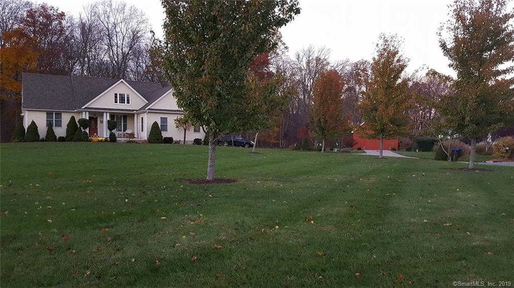 23  Country  Lane Lebanon, CT 06249 is now new to the market!
