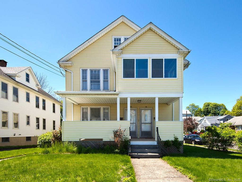 44 Homestead Avenue, New Britain, CT 06053 is now new to the market!