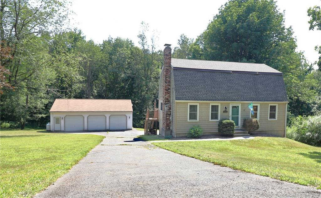 1017 Hickory Hill Road, Thomaston, CT 06787 now has a new price of $259,900!