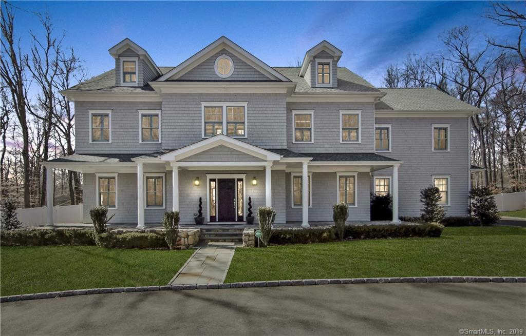 242 Four Brooks Road, Stamford, CT 06903 now has a new price of $1,449,000!
