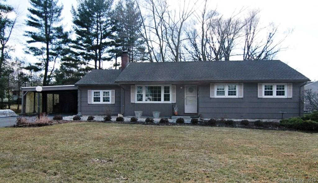 Another Property Sold - 61 Deepwood Drive, Newington, CT 06111