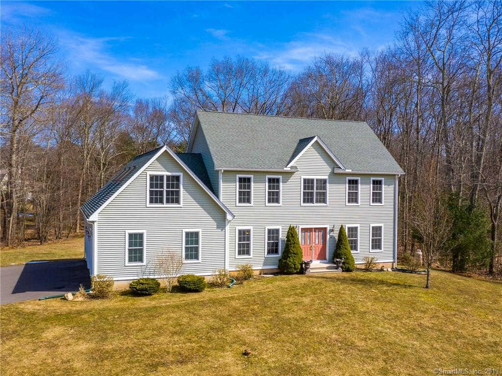 107 Stonecroft Lane, Coventry, CT 06238 is now new to the market!