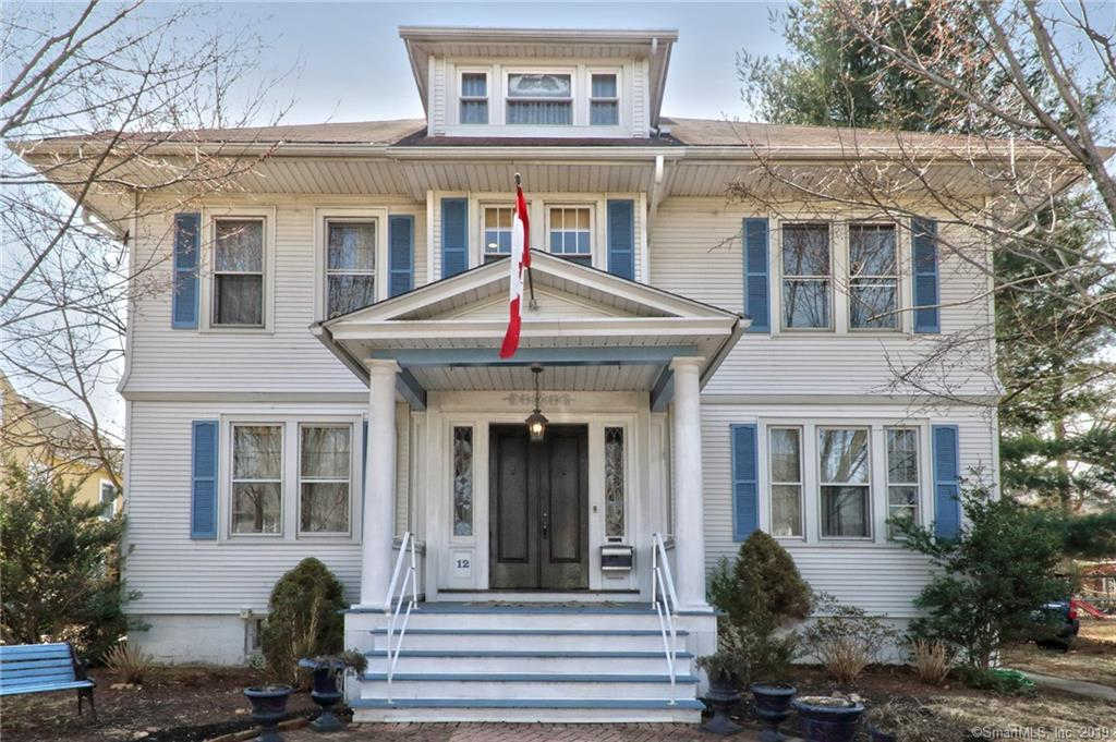 12 Elmwood Road, New Haven, CT 06515 now has a new price of $475,000!