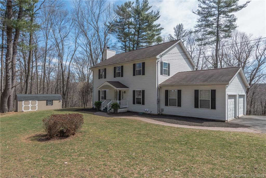 Another Property Sold - 13 Weekeepeemee Road, Bethlehem, CT 06751