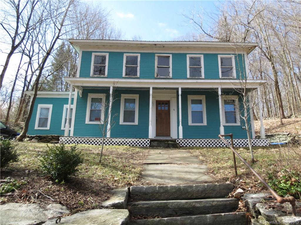 6 Prospect Street, Coventry, CT 06238 is now new to the market!