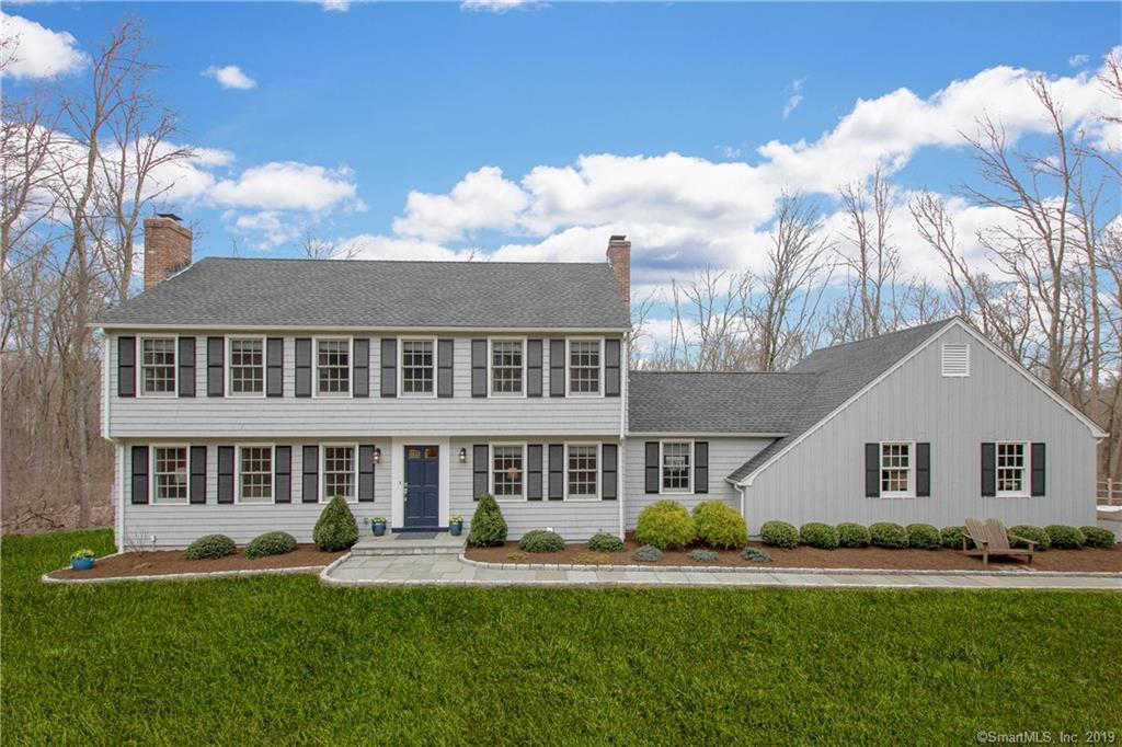 181 Deer Run Road, Wilton, CT 06897 now has a new price of $629,999!