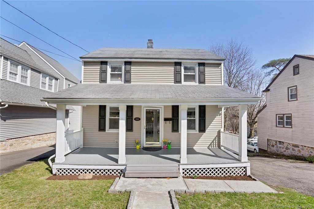 Another Property Sold - 151 Knickerbocker Avenue, Stamford, CT 06907