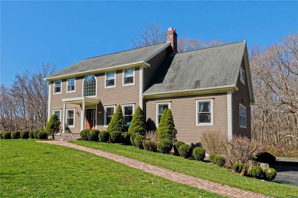 102 Pease Road, Woodbridge, CT 06525 now has a new price of $495,000!