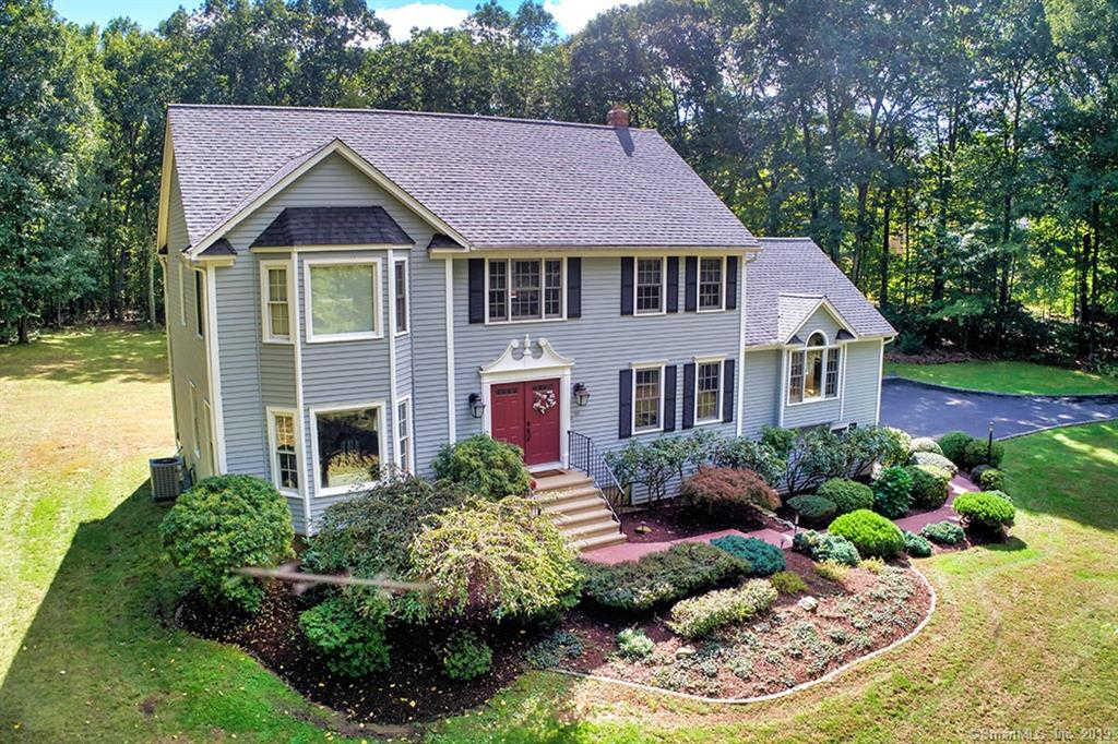 54 Grist Mill Road, Monroe, CT 06468 now has a new price of $559,000!