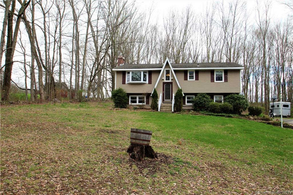 70 Old Andover Road, Hebron, CT 06248 is now new to the market!