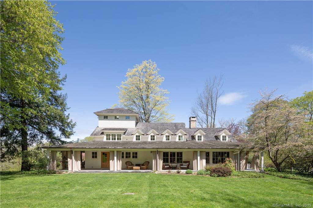 61 Georgetown Road, Weston, CT 06883 now has a new price of $1,099,000!