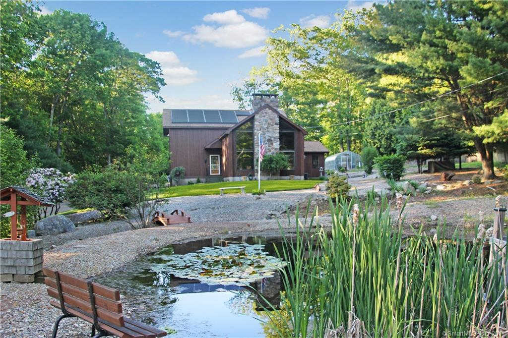 43 Crouch Road, Hebron, CT 06231 now has a new price of $342,000!