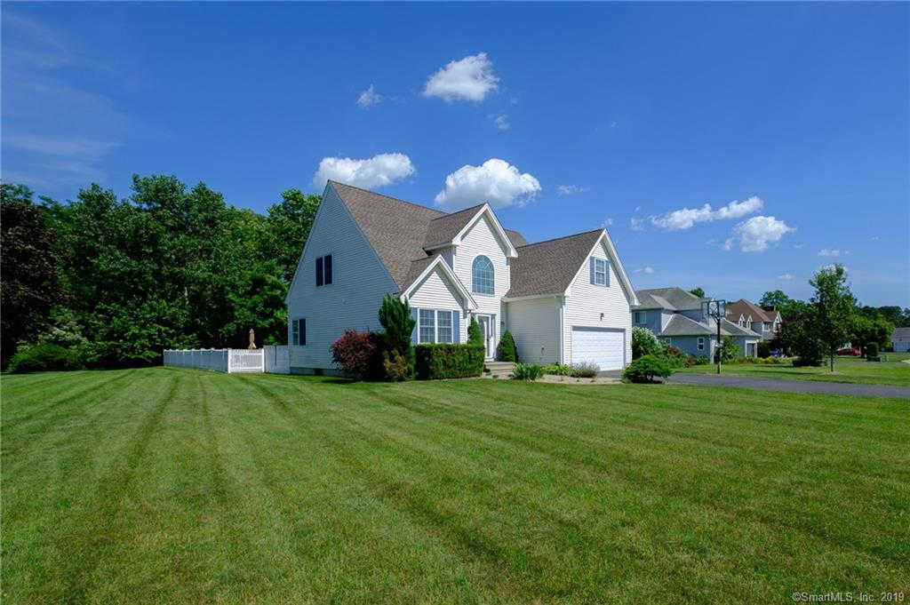 156 Nunzio Drive, Southington, CT 06479 is now new to the market!