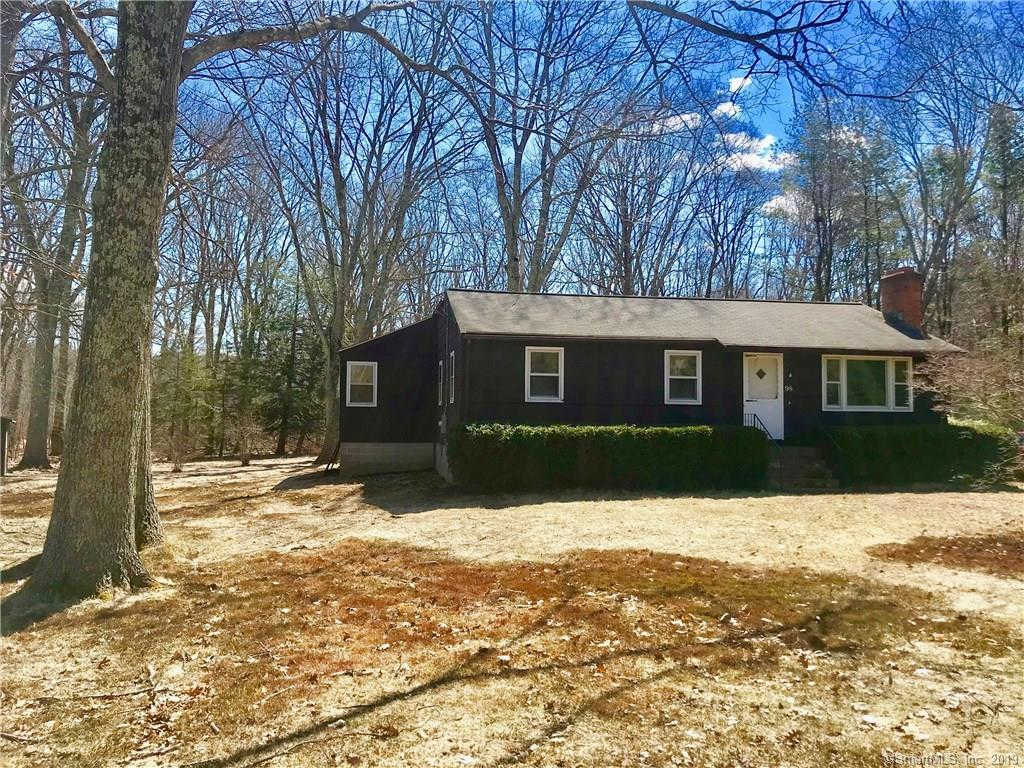98 Jan Drive, Hebron, CT 06248 is now new to the market!