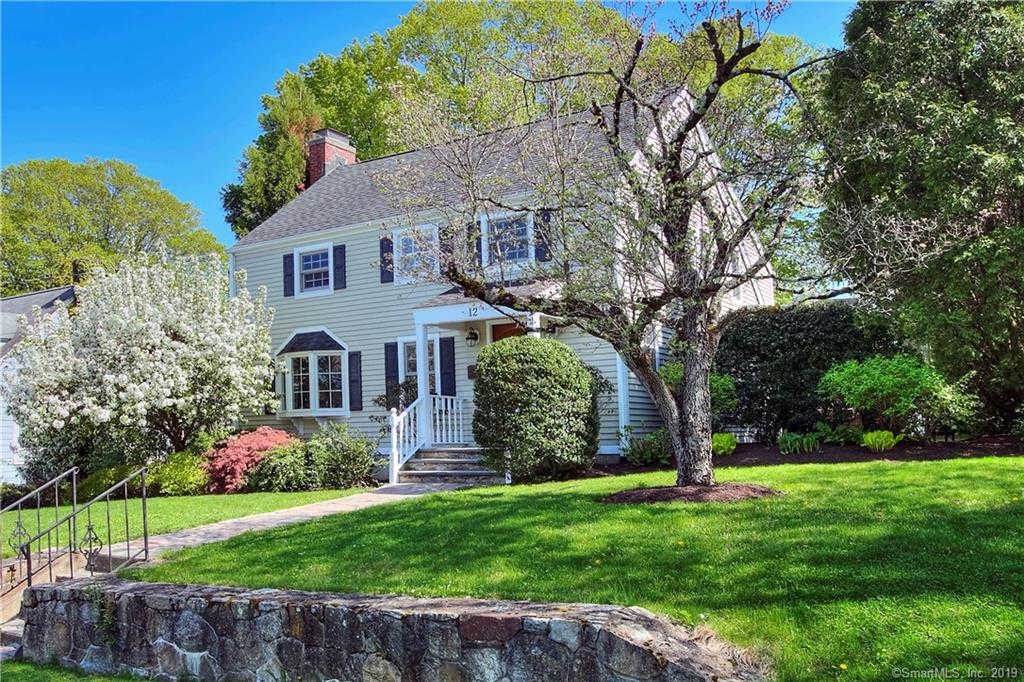 12 Edgewood Avenue, Trumbull, CT 06611 has an Open House on  Sunday, May 19, 2019 1:00 PM to 4:00 PM
