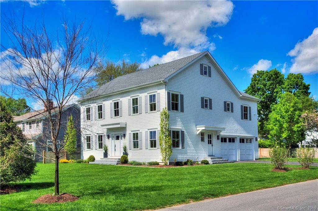 8 Evergreen Parkway, Westport, CT 06880 has an Open House on  Sunday, May 19, 2019 1:00 PM to 4:00 PM