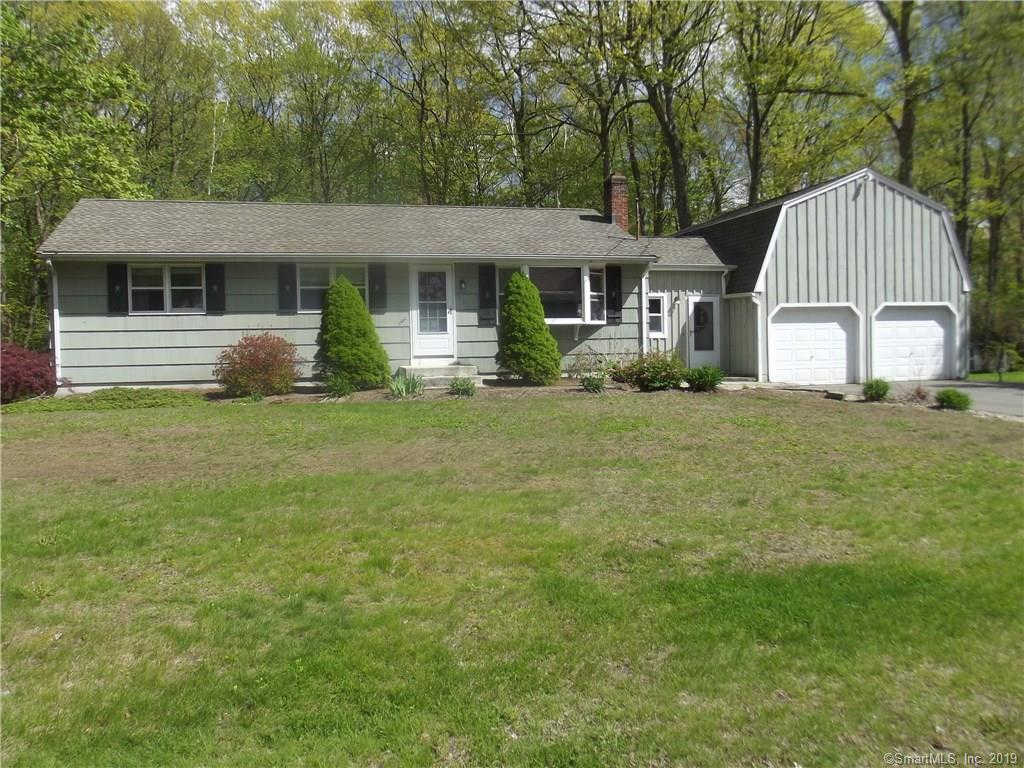 230 Mark Drive, Coventry, CT 06238 now has a new price of $205,000!