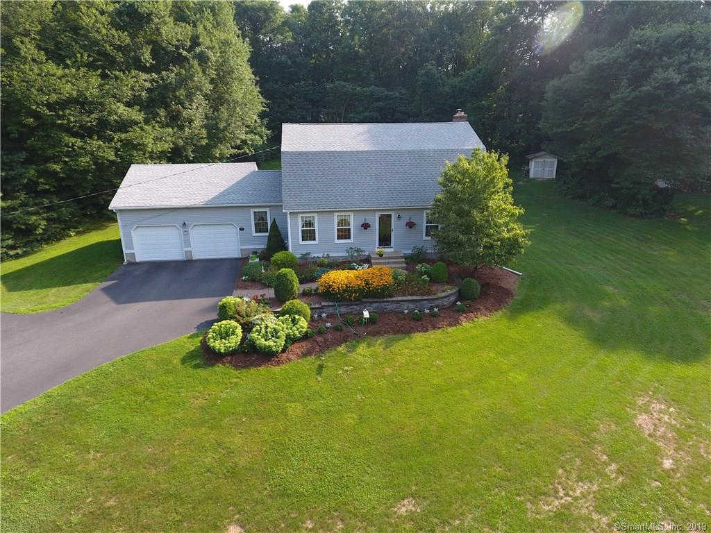 Another Property Sold - 85 Lewis Hill Road, Coventry, CT 06238