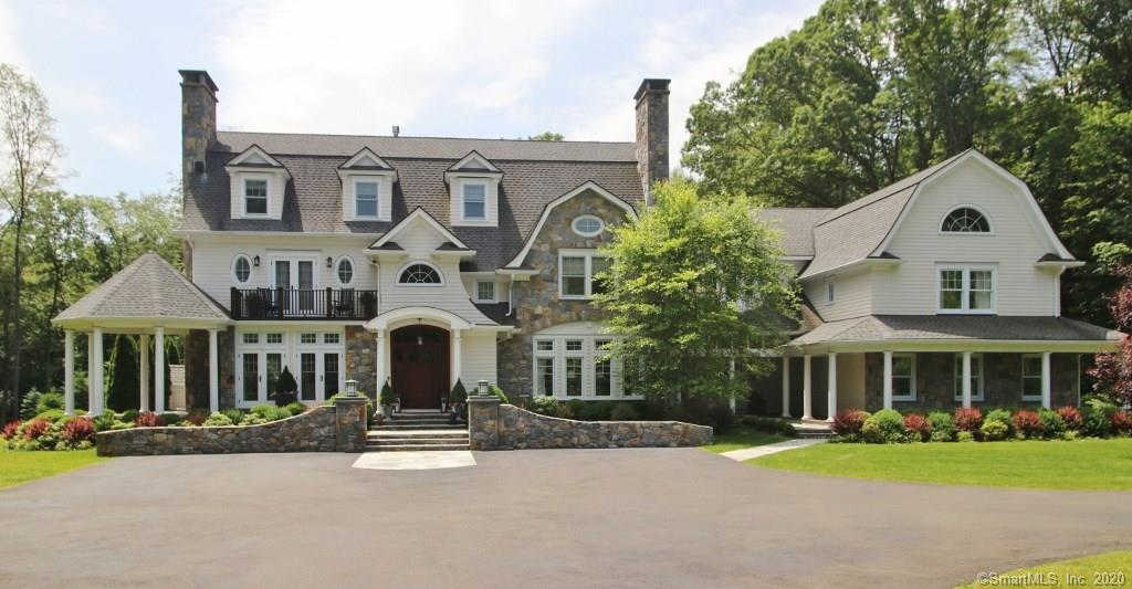 73 Lake Wind Road, New Canaan, CT 06840 now has a new price of $2,900,000!
